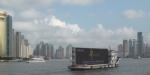 Sur le fleuve Huangpu