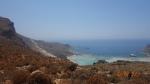 Descente vers la plage de Balos (Crète, © Muriel Chemouny 2015)